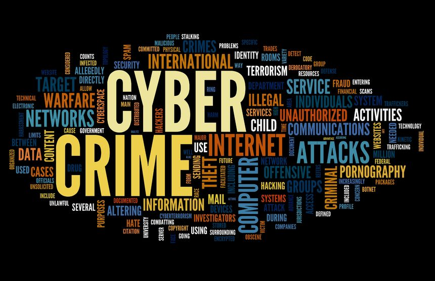 cyber crime research image
